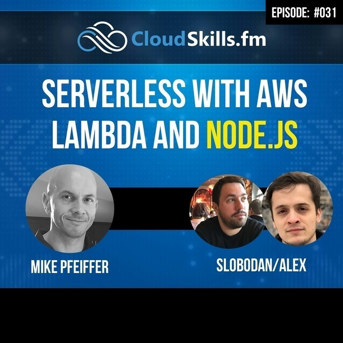 031: Serverless with AWS Lambda and Node js | CloudSkills fm