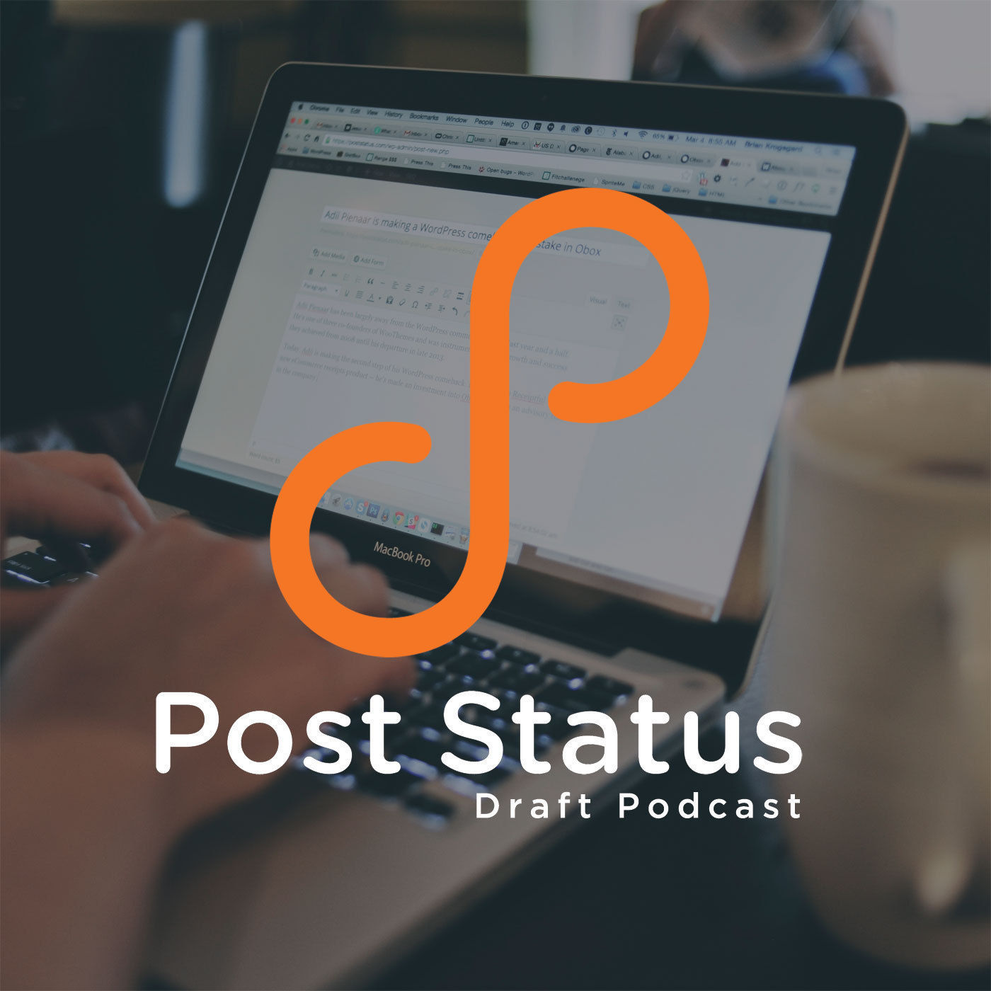 WordPress | Post Status Draft Podcast