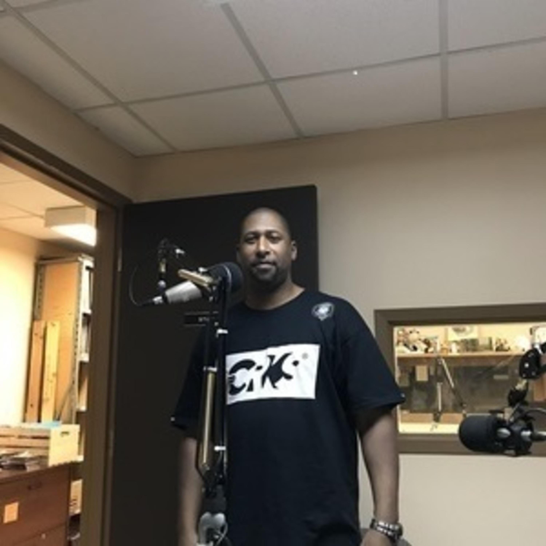 "Episode 8: Dwayne Marcial ""DJ $lim"" owner of Muzik iz the Motive entertainment company"