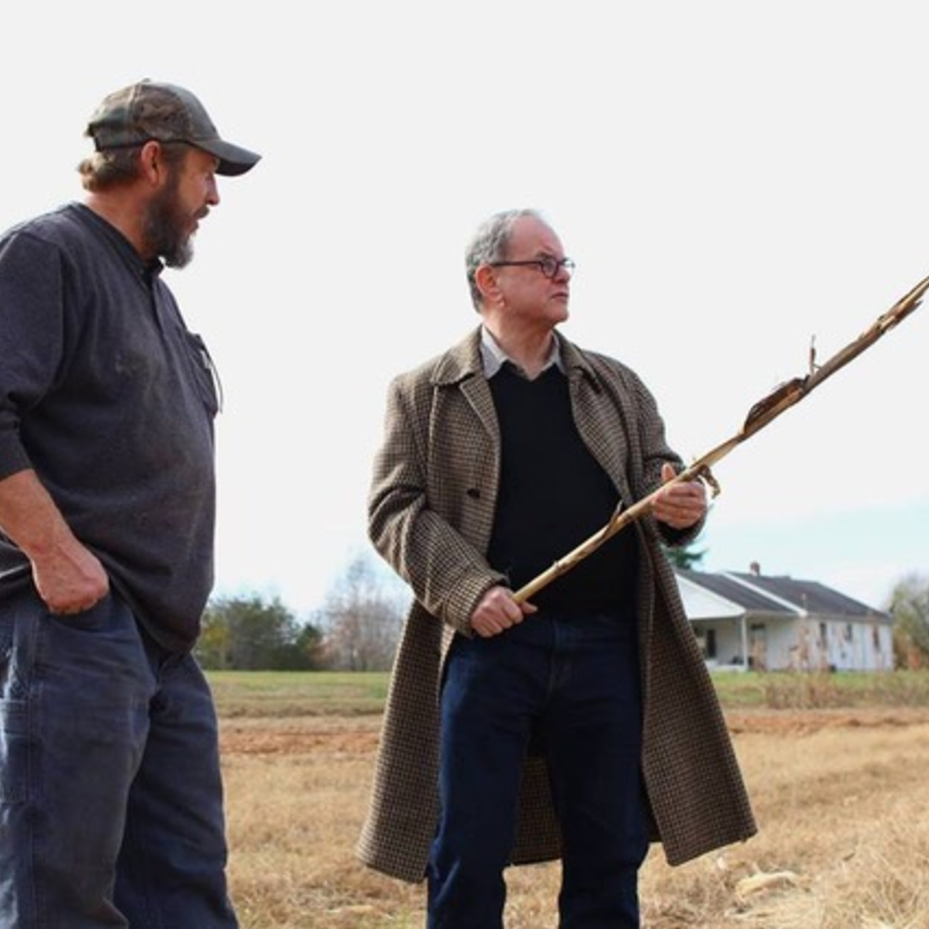 Episode 288: David Shields, The Seed Sleuth, Repatriating Heirloom Crops
