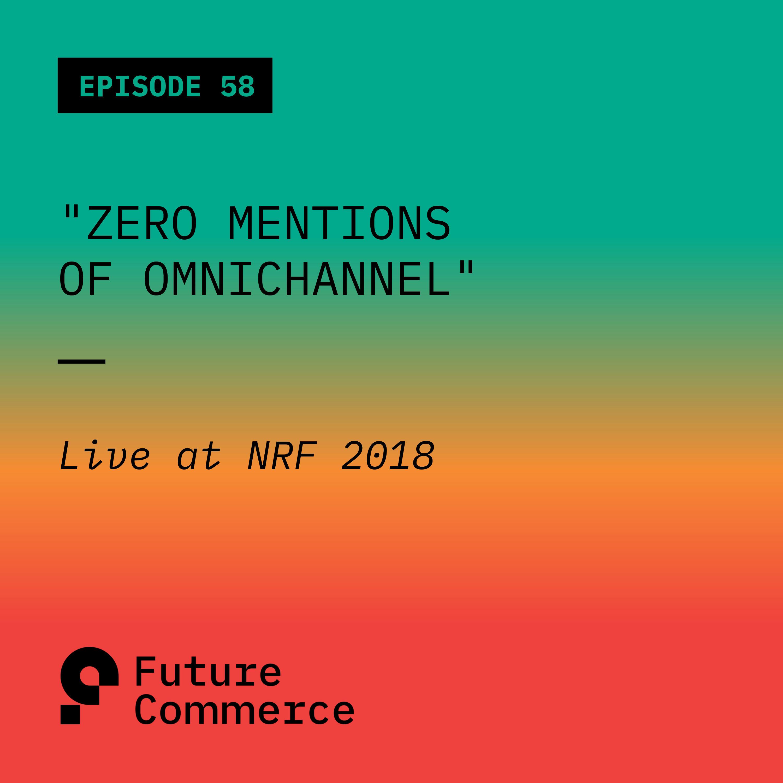 Zero Mentions of Omnichannel