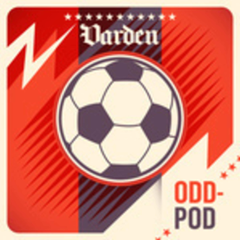 Odd-pod episode 10: Frode Johnsen
