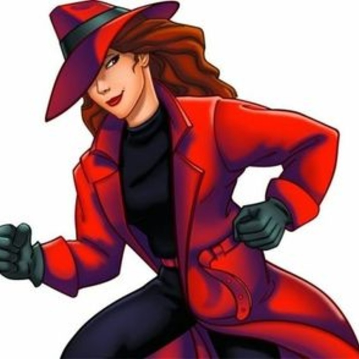 Carmen Sandiego ft. Elyse Willems | #52