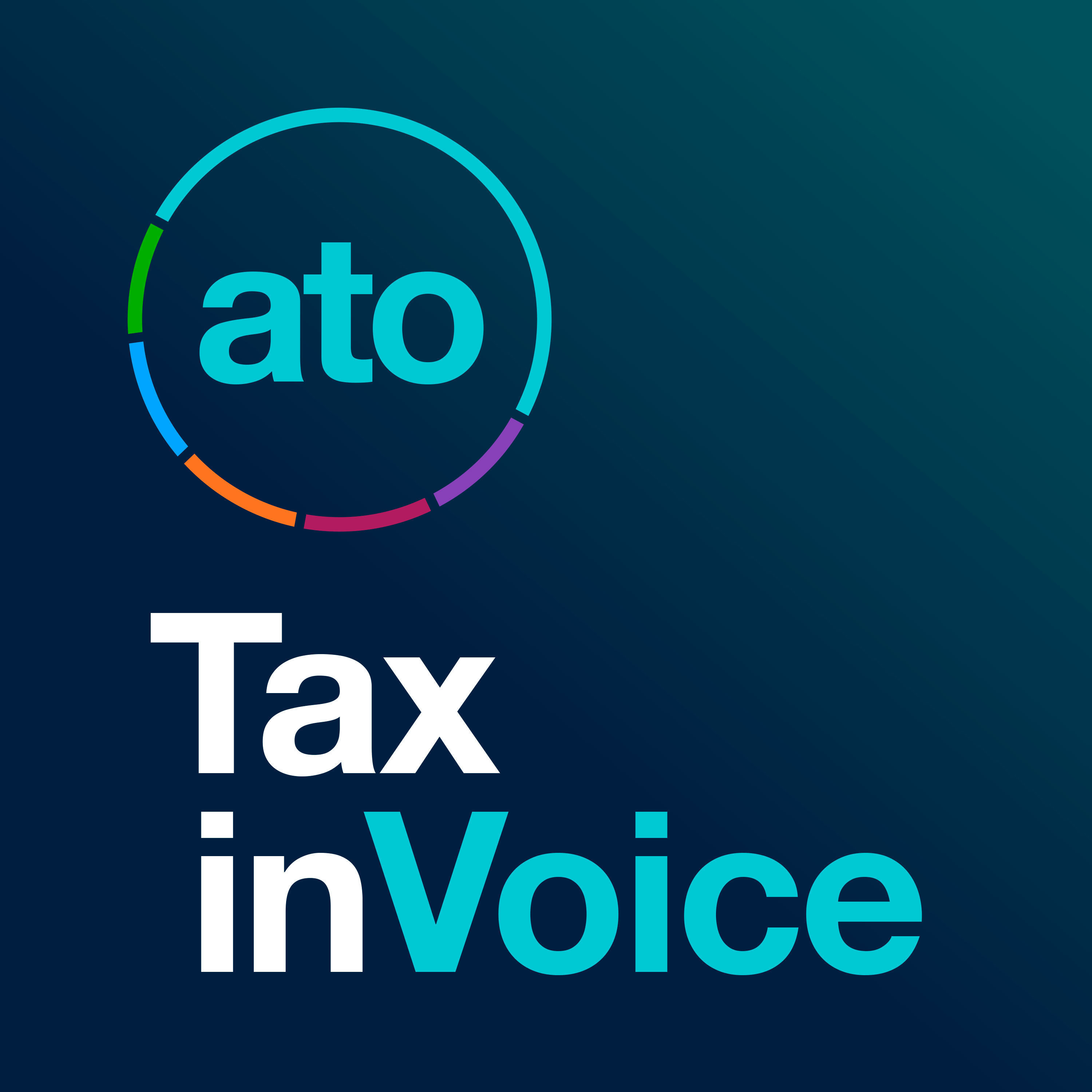 Tax inVoice - GST at settlement