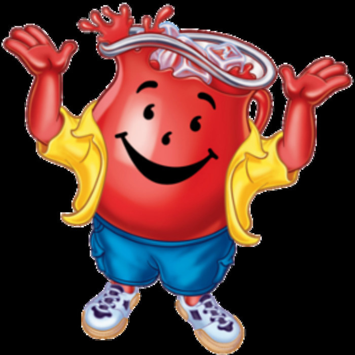 The Kool Aid Man | #66