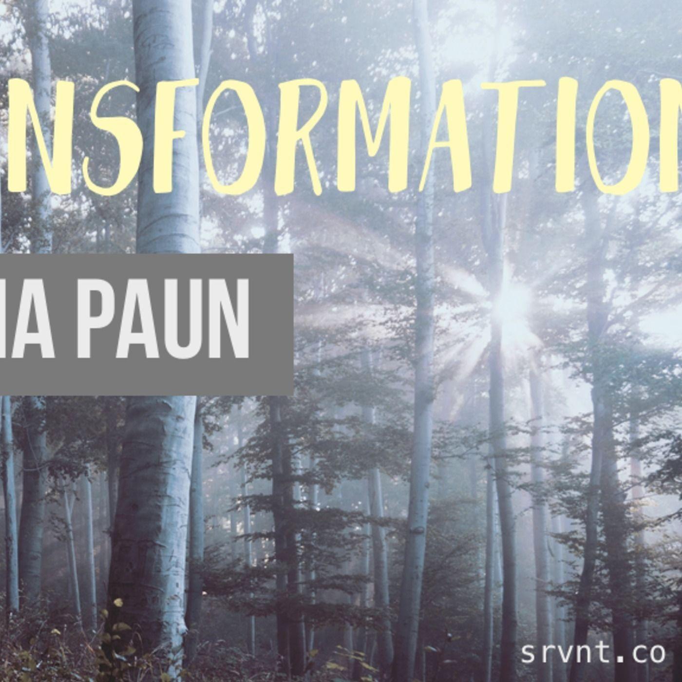 Transformation Episode 3: Corina Paun Searching in Romania to Serving God in Papua New Guinea