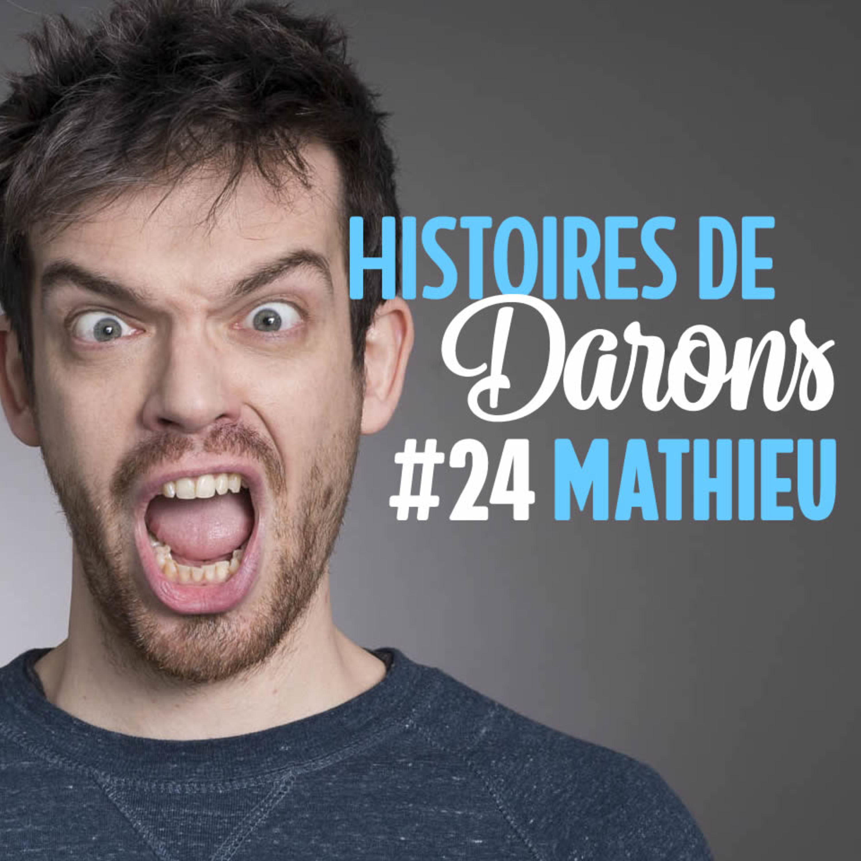 Mathieu, le beau-daron qui aime les belles histoires