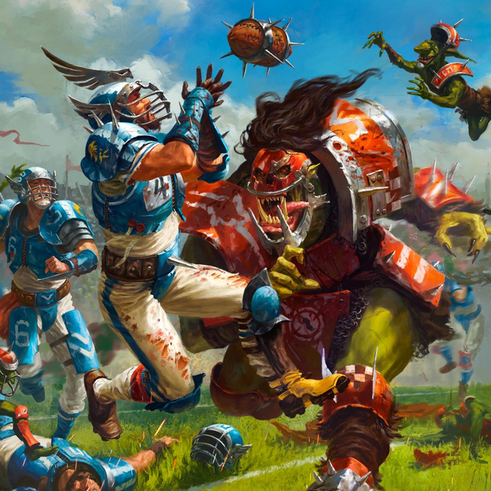 Warhammer: Blood Bowl | #74