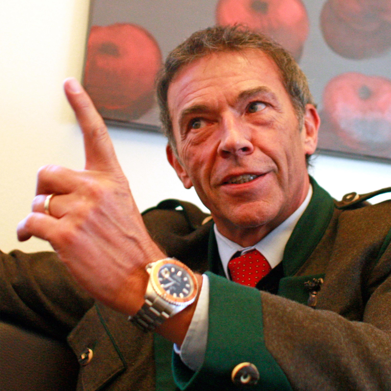 Jörg Haider über die große Koalition