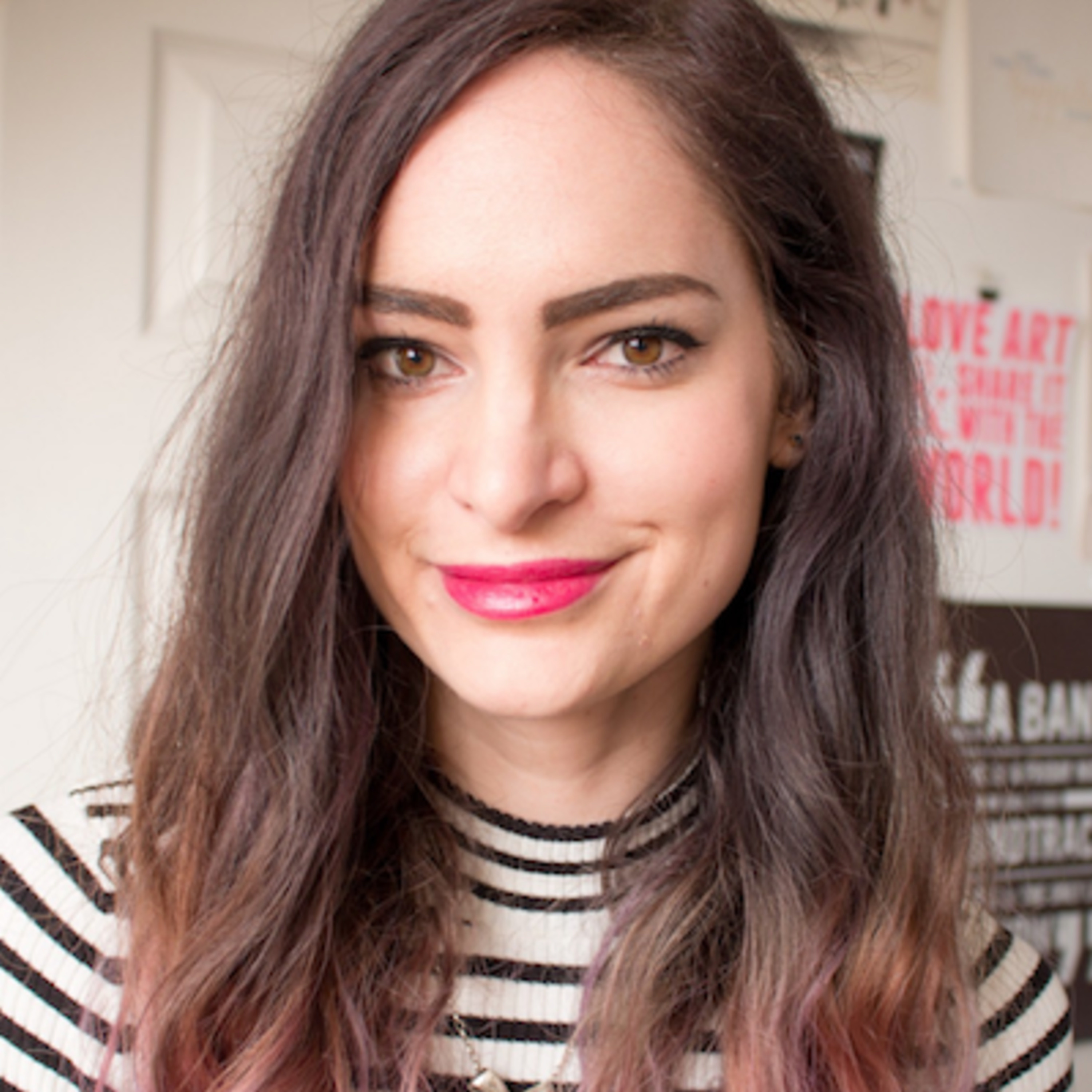 Living the designer's life, while the world watches • Charli Prangley, Design & YouTube superstar