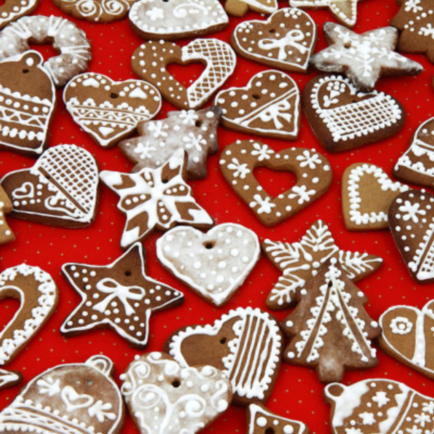 Episode 222: Sugarplums and Gingerbread: A History of Christmas Sweets