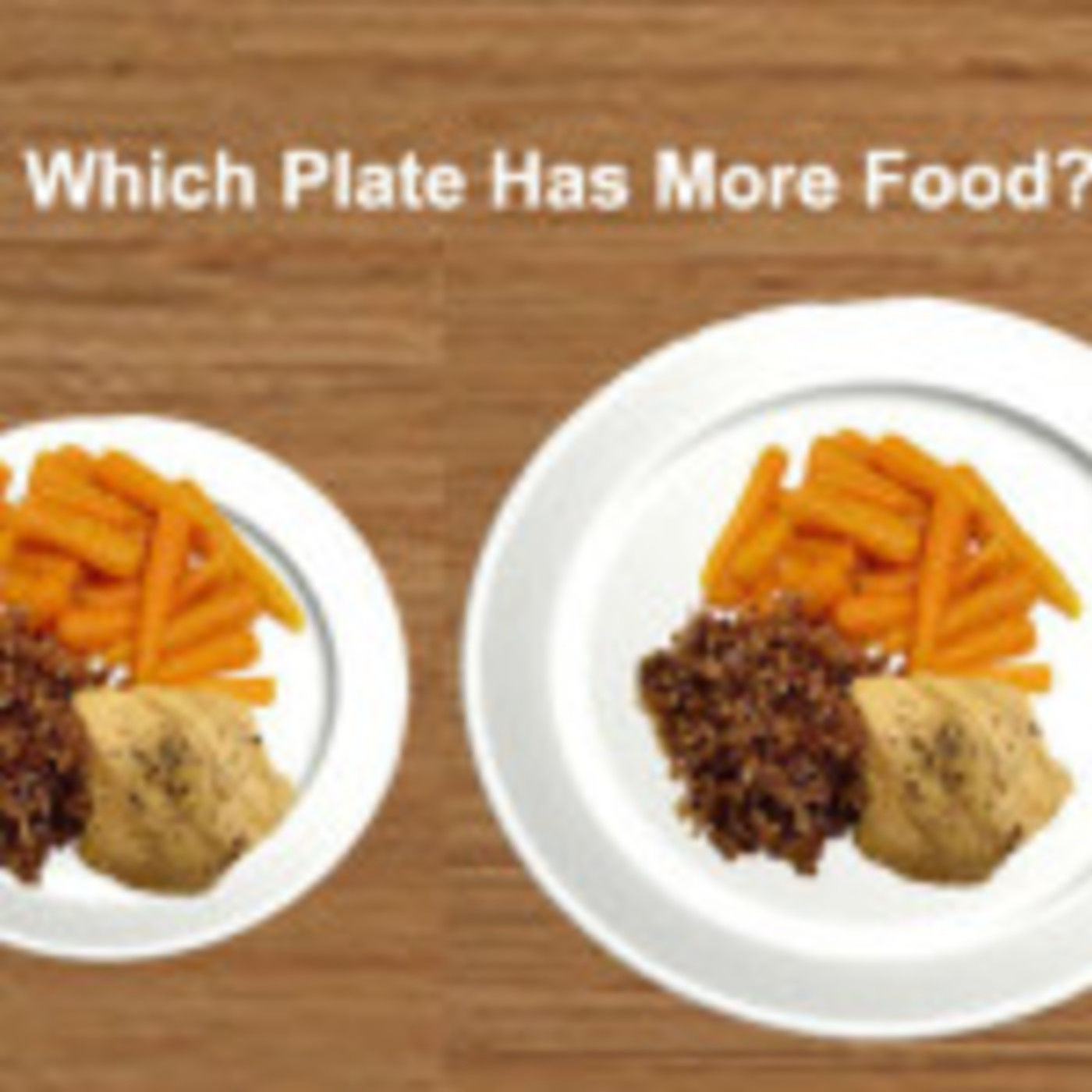 Episode 226: How Big is Your Plate? Redesigning How We Eat