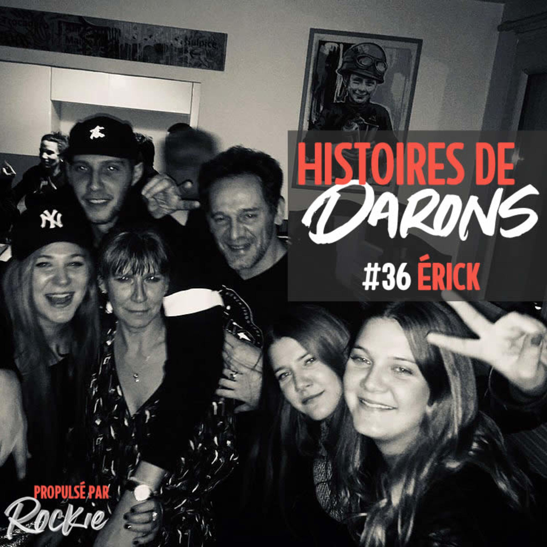 La vie d'Érick, 53 ans, et 4 grands enfants
