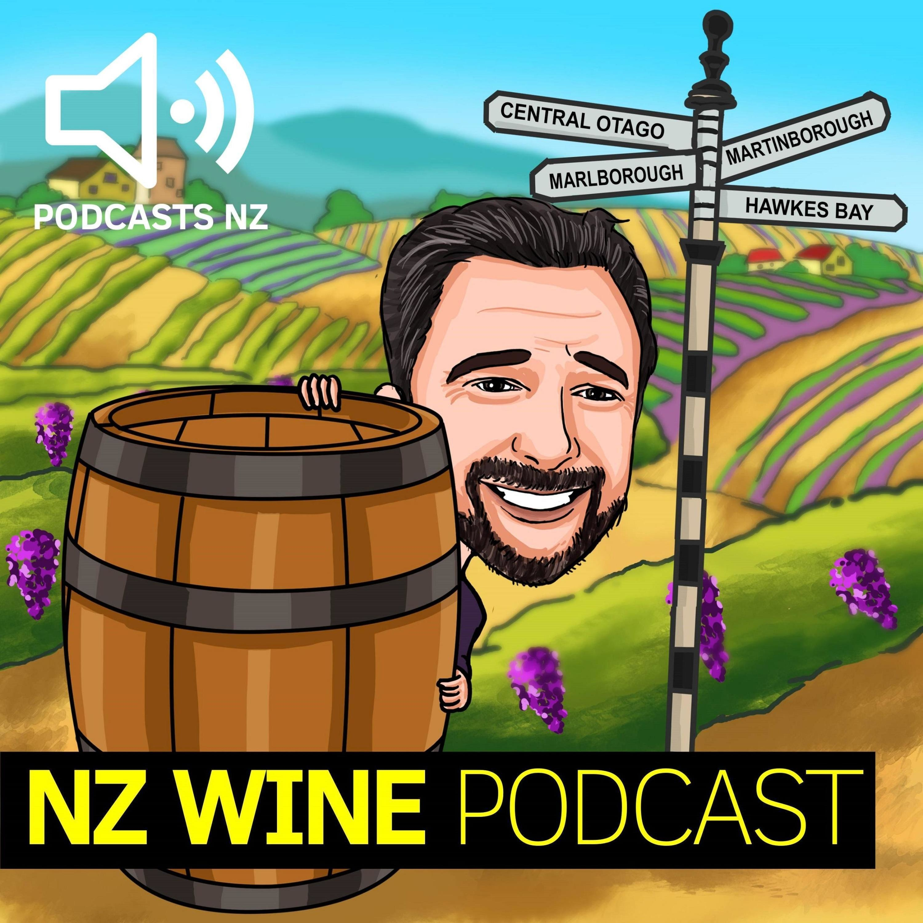 NZ Wine Podcast 49: David Nash - 'A Seat at the Table'