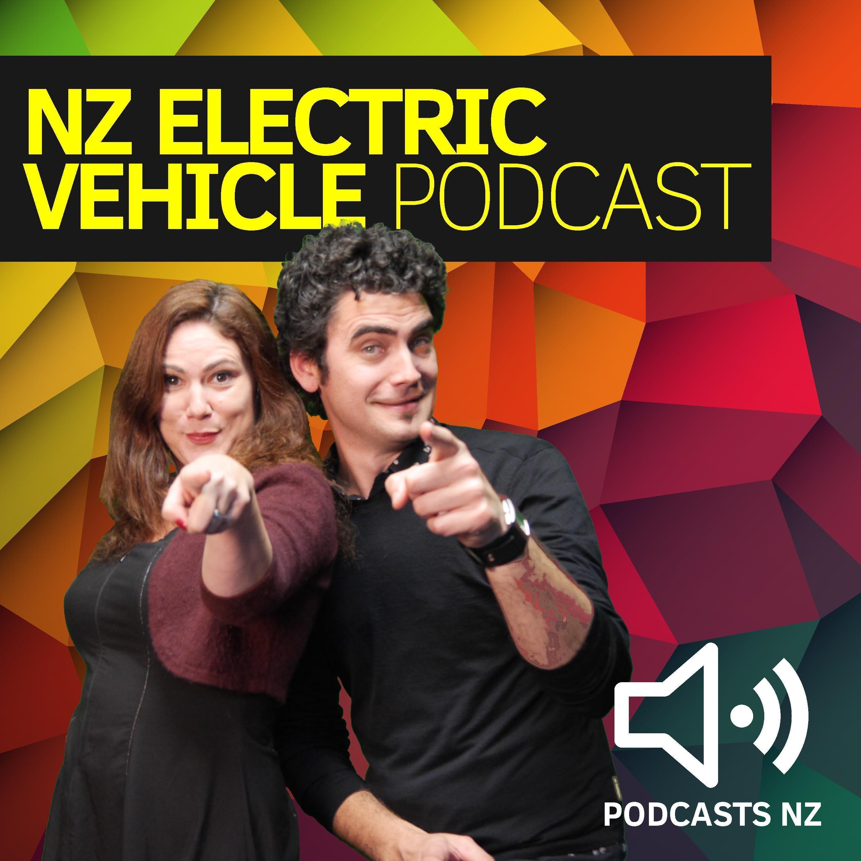 NZ EV Podcast 65: Mr & Mrs T on Tour
