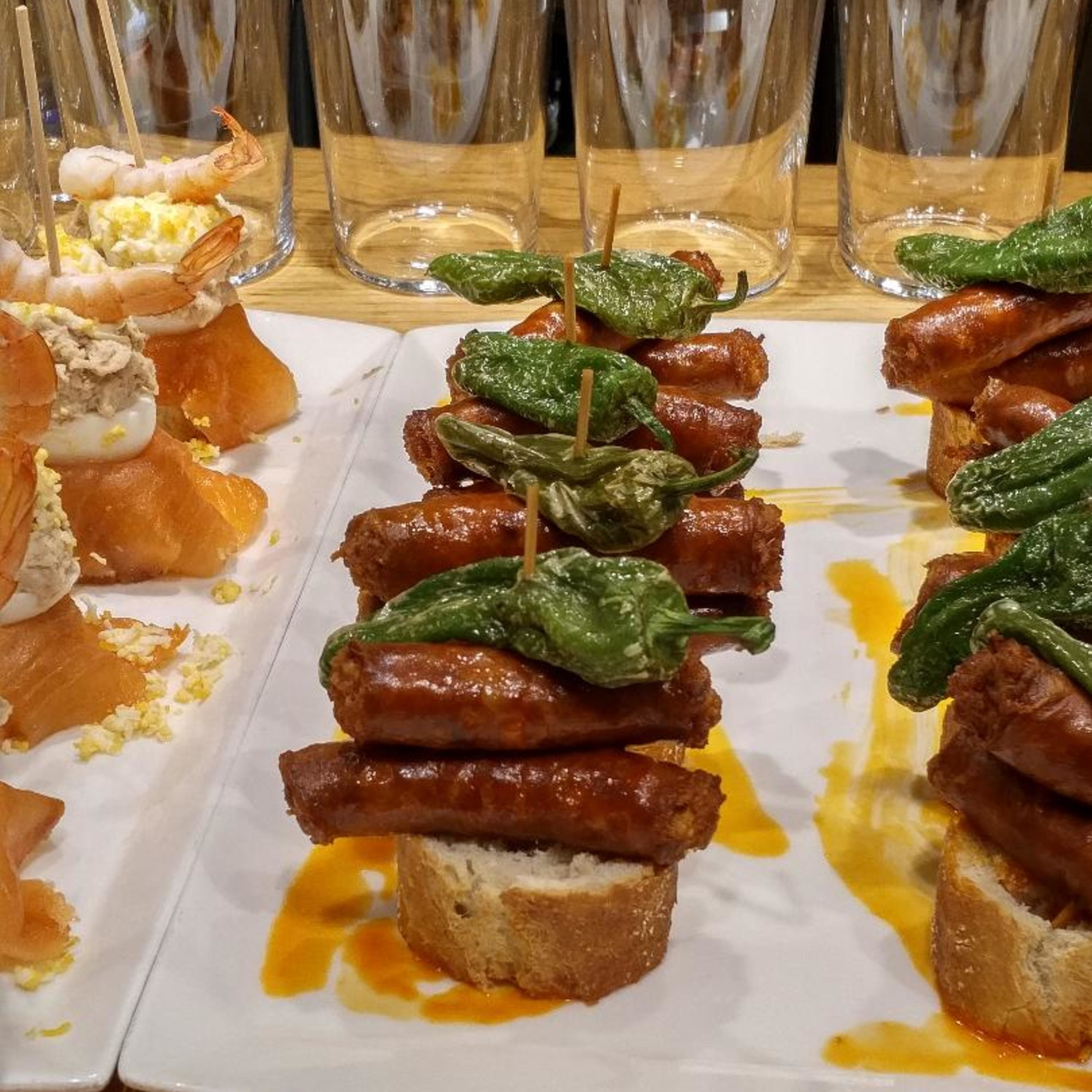 Episode 325: Pintxos and Food of the Basque Country