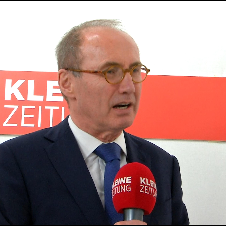 Die EU-Kandidaten: Othmar Karas (ÖVP)