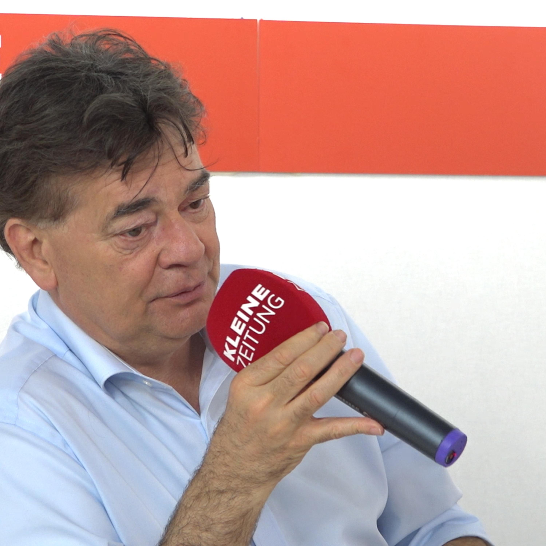 EU-Kandidaten: Werner Kogler