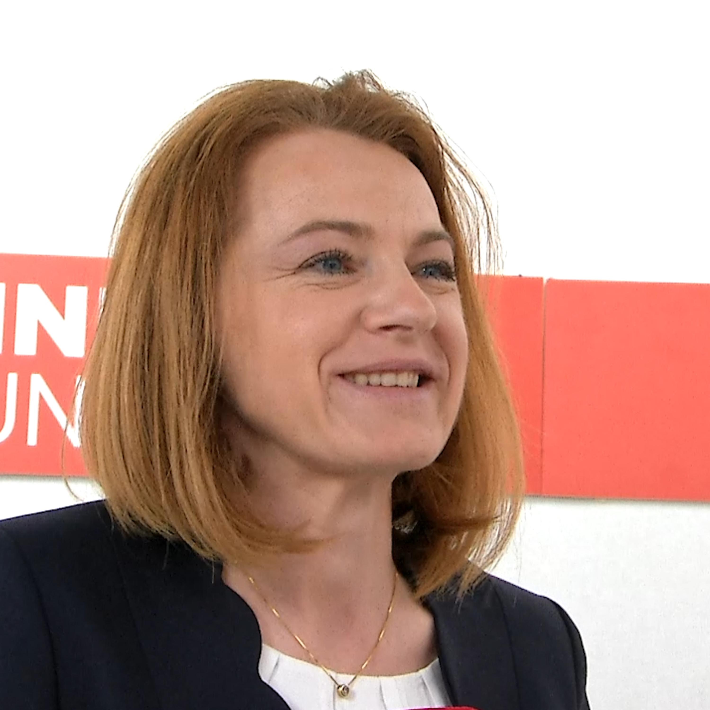 EU-Kandidaten: Simone Schmiedtbauer