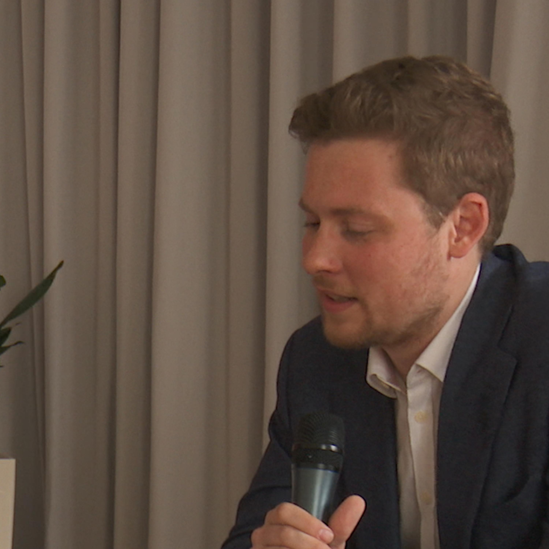 EU-Kandidaten: Stefan Windberger (NEOS)