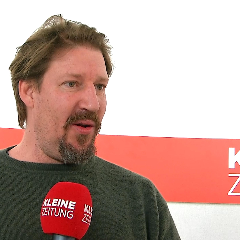 EU-Kandidaten: Thomas Waitz (Grüne)