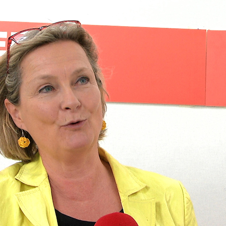 EU-Kandidaten: Bettina Vollath (SPÖ)