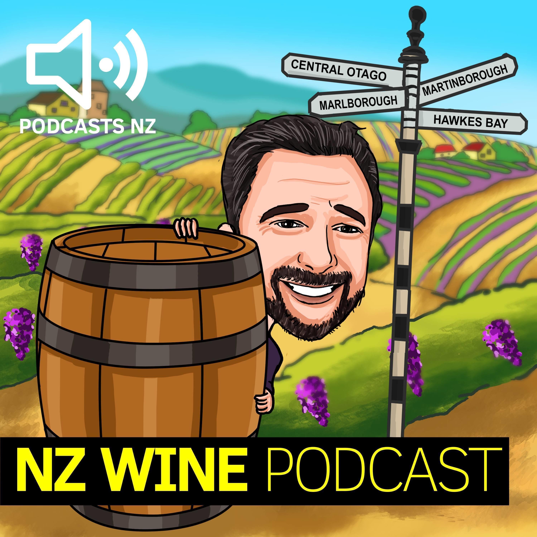 NZ Wine Podcast 54: Lee Winston - Untitled