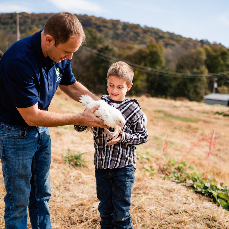Episode 362: Shenandoah Valley Organic's Farmer Focus