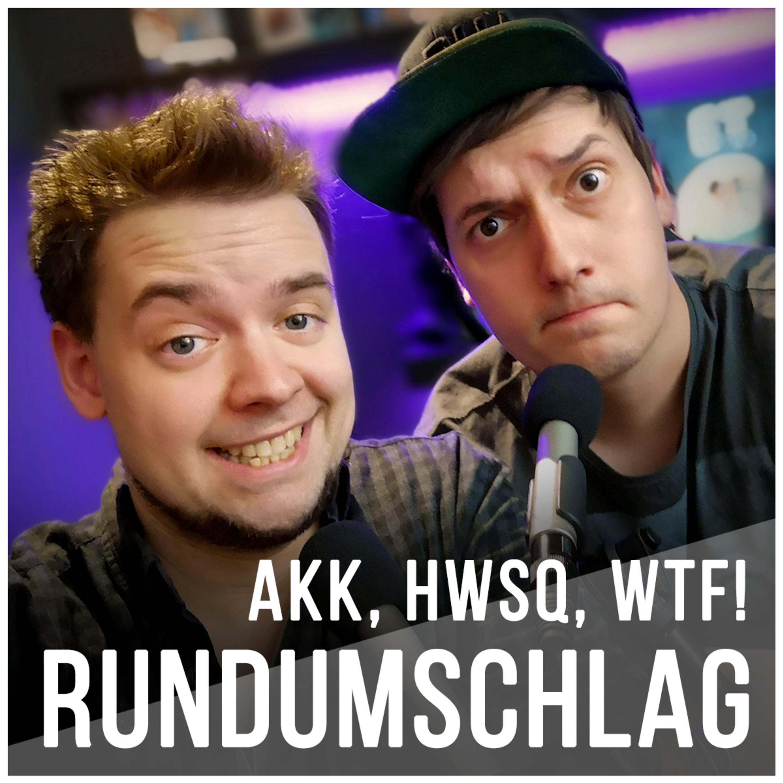 Flintenuschi & Knarrenbauer legen los! Außerdem: HWSQ & Artikel 17² #Rundumschlag 17. Juli 2019