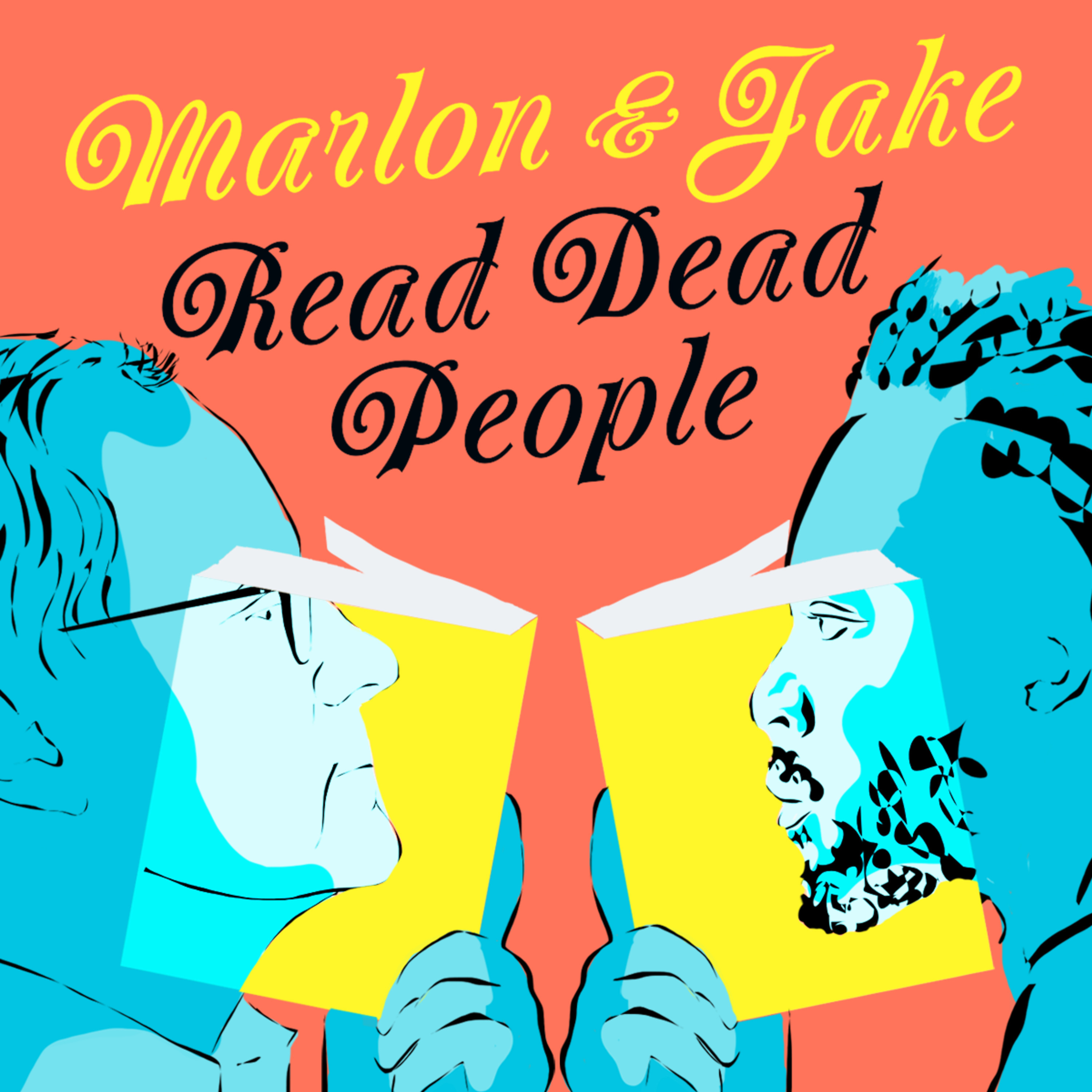 Marlon and Jake Read Dead People Trailer