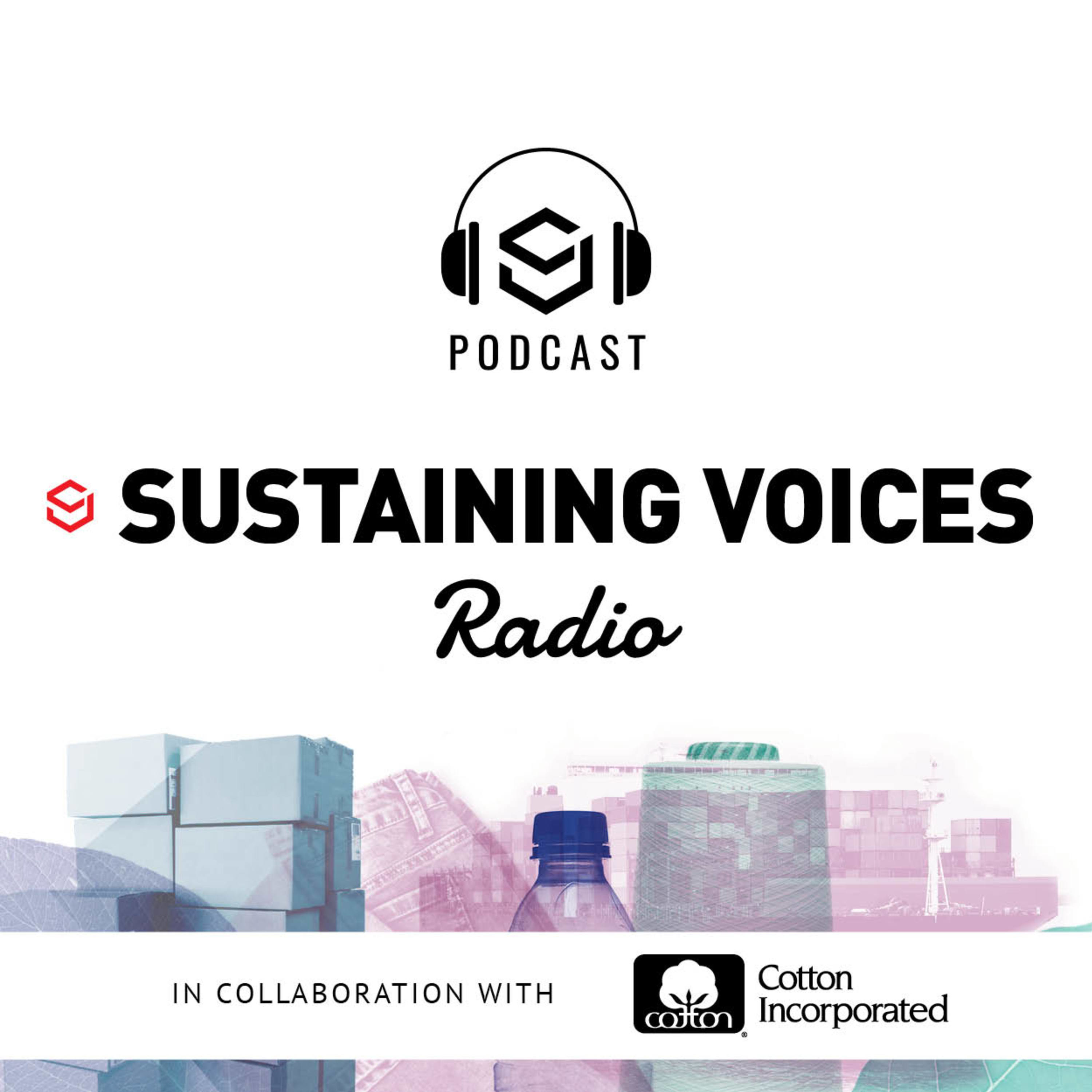 Sustaining Voices Podcast: Trimming Back Fashion's Waste Problem