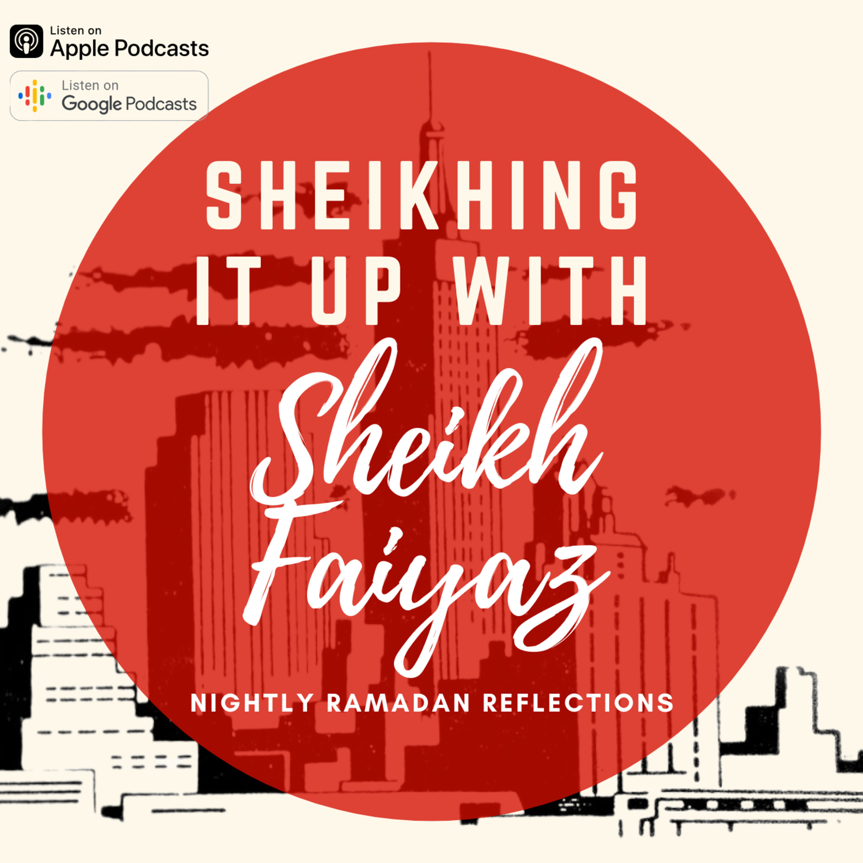 Nightly Ramadan Reflections 22: Ali's Definition of Spirituality