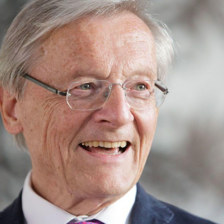 Wolfgang Schüssel im Gespräch mit Hubert Patterer