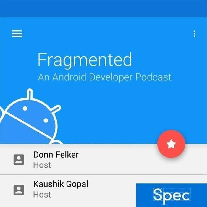 Fragmented - Android Developer Podcast