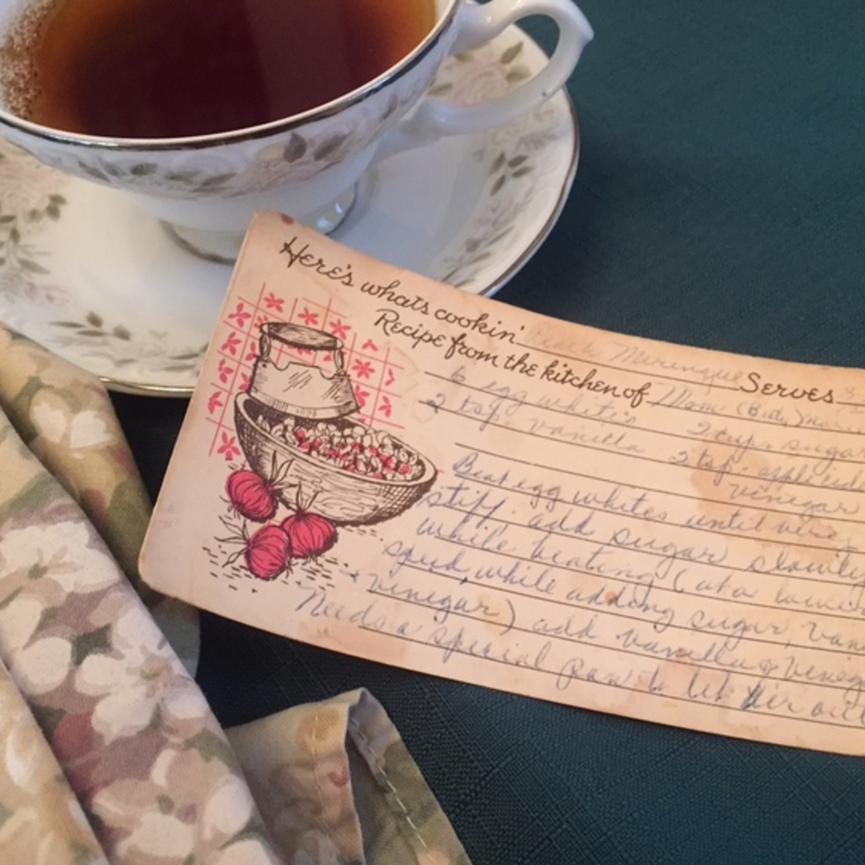 Episode 262: Handwritten Recipes and Marginalia