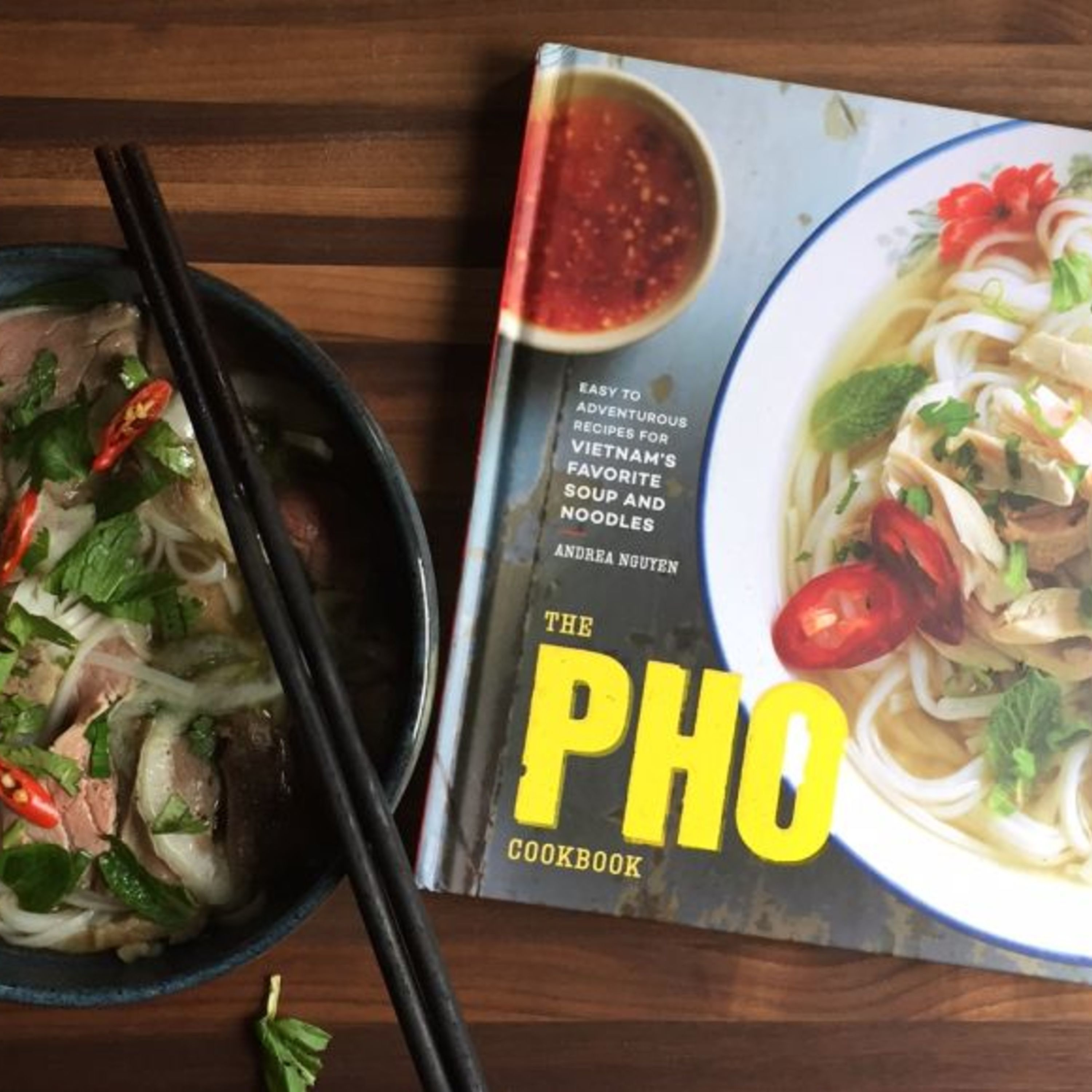 Episode 264: Pho: History in a Bowl