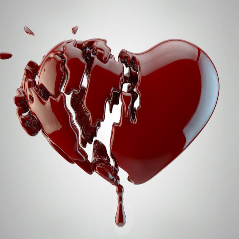 Усталое сердце картинка
