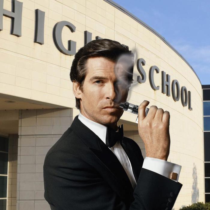 Teen Bond | #26