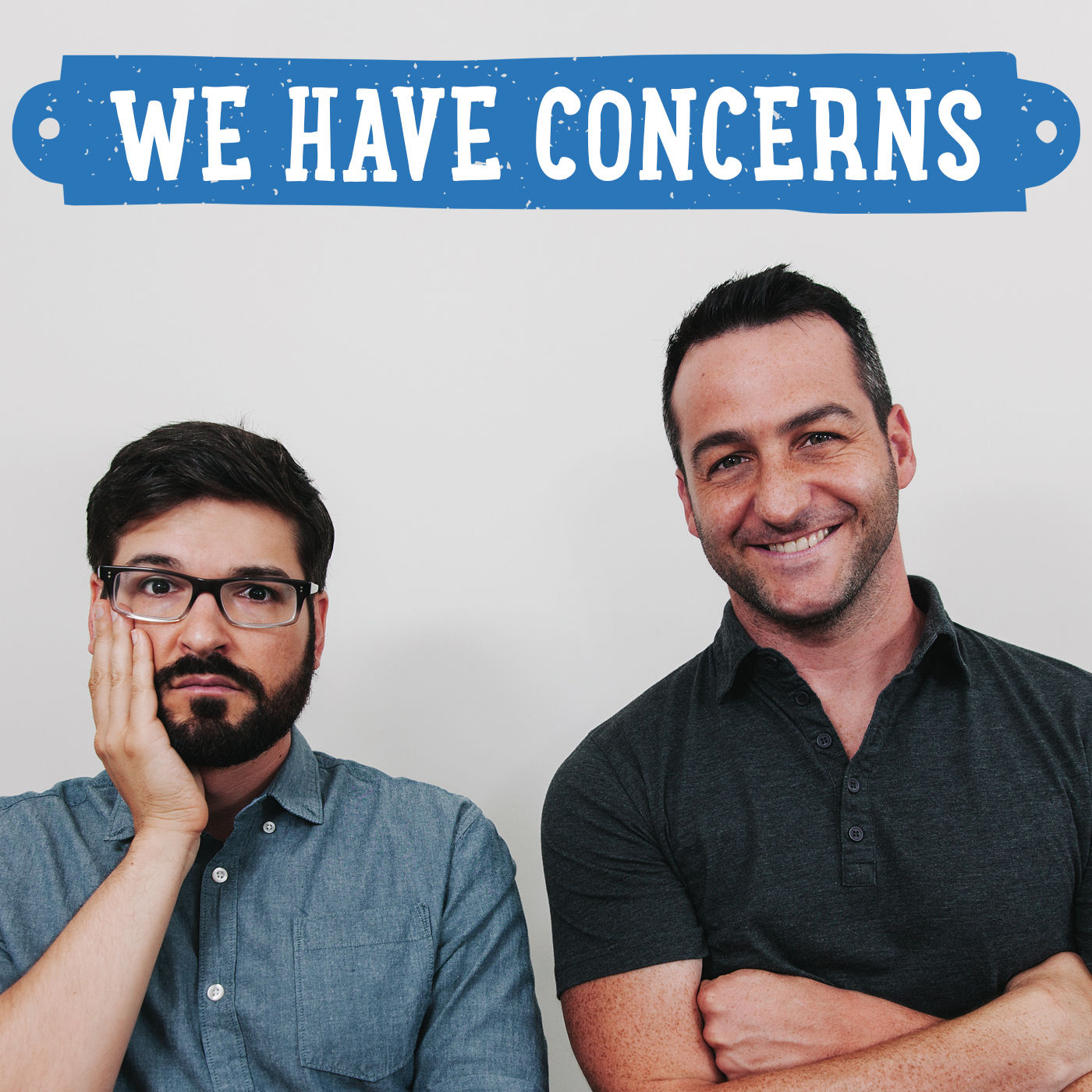 We Have concerns logo