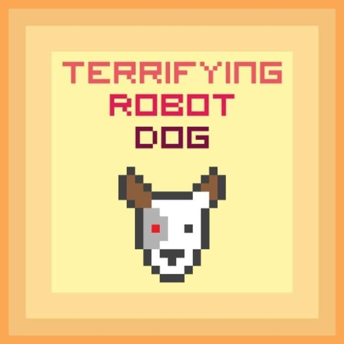 Terrifying Robot Dog