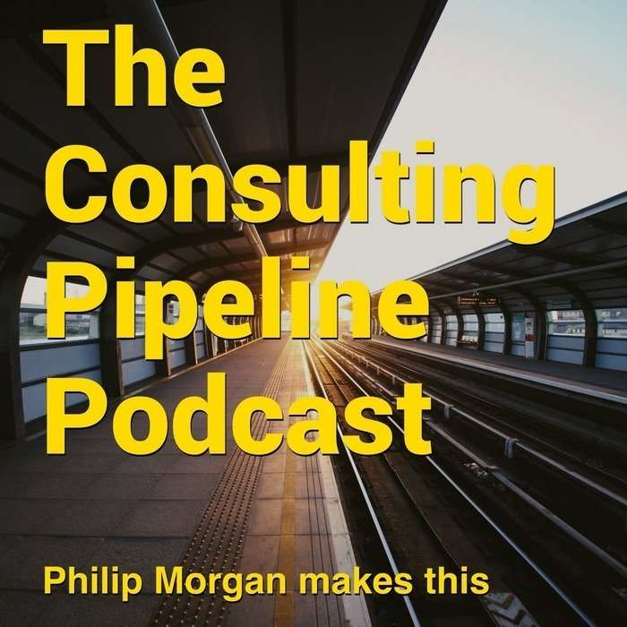 The Consulting Pipeline Podcast \\ Marketing for Self-Employed Software Developers