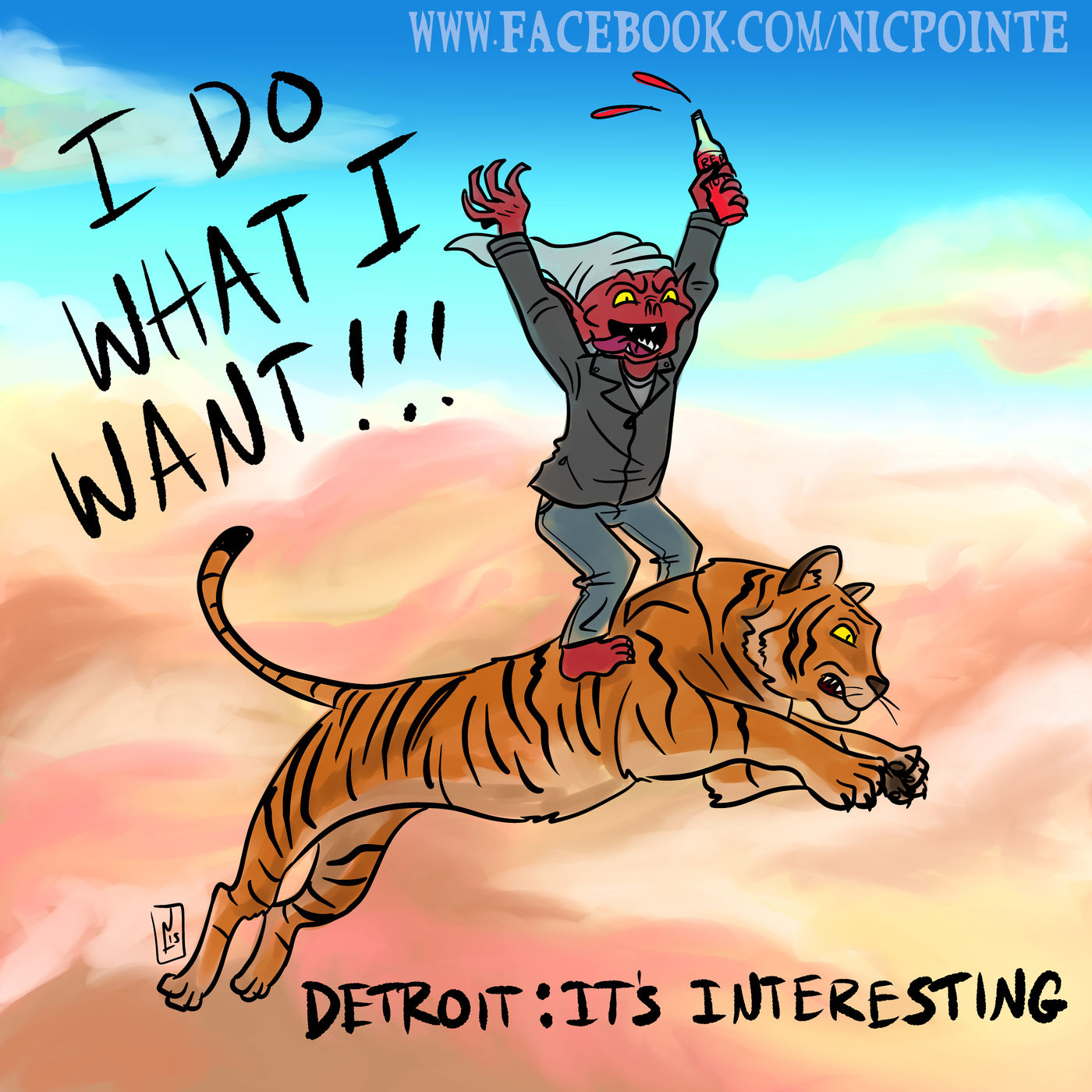 Slash Detroit