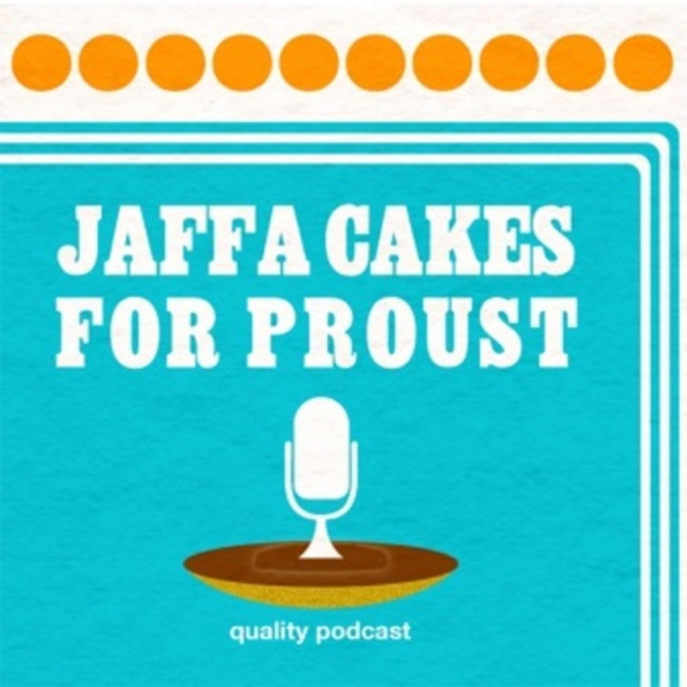 Jaffa Cakes For Proust
