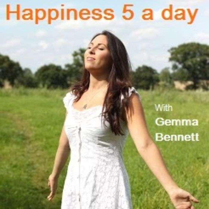 Happiness 5 a day