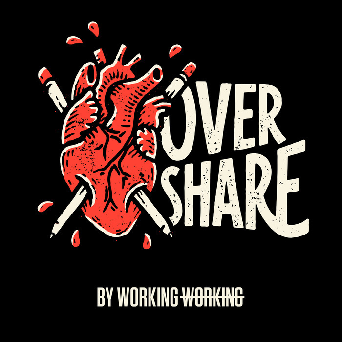 Overshare: Honest Conversations with Creatives