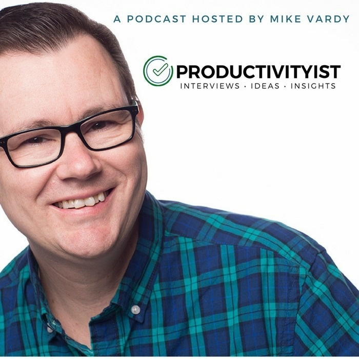 The Productivityist Podcast: Ideas and Tools for Personal Productivity | Time Management | Goals | Habits | Working Better