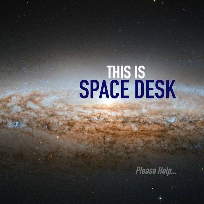 This is Space Desk