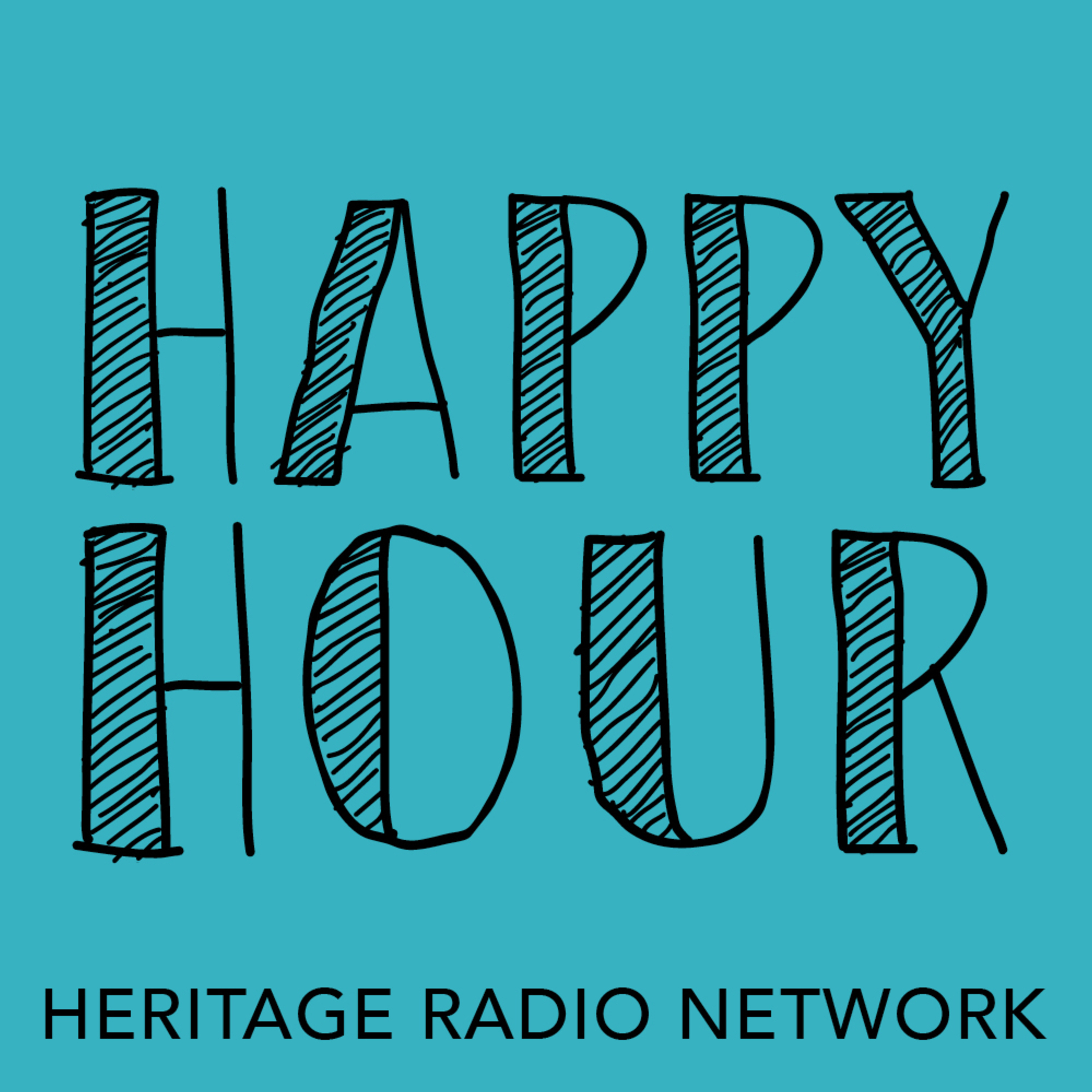 Hrn happy hour podcast series heritage radio network