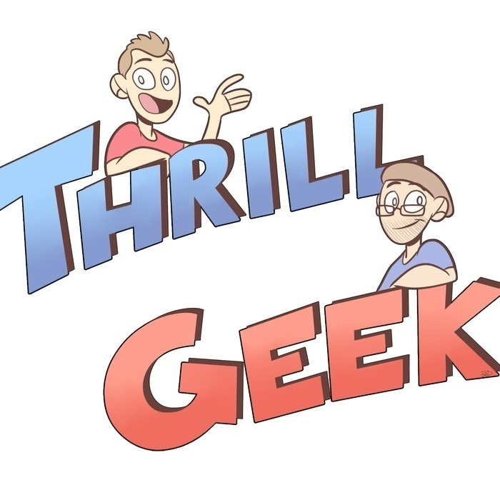 ThrillGeek Podcast | Theme Park & Pop Culture talk
