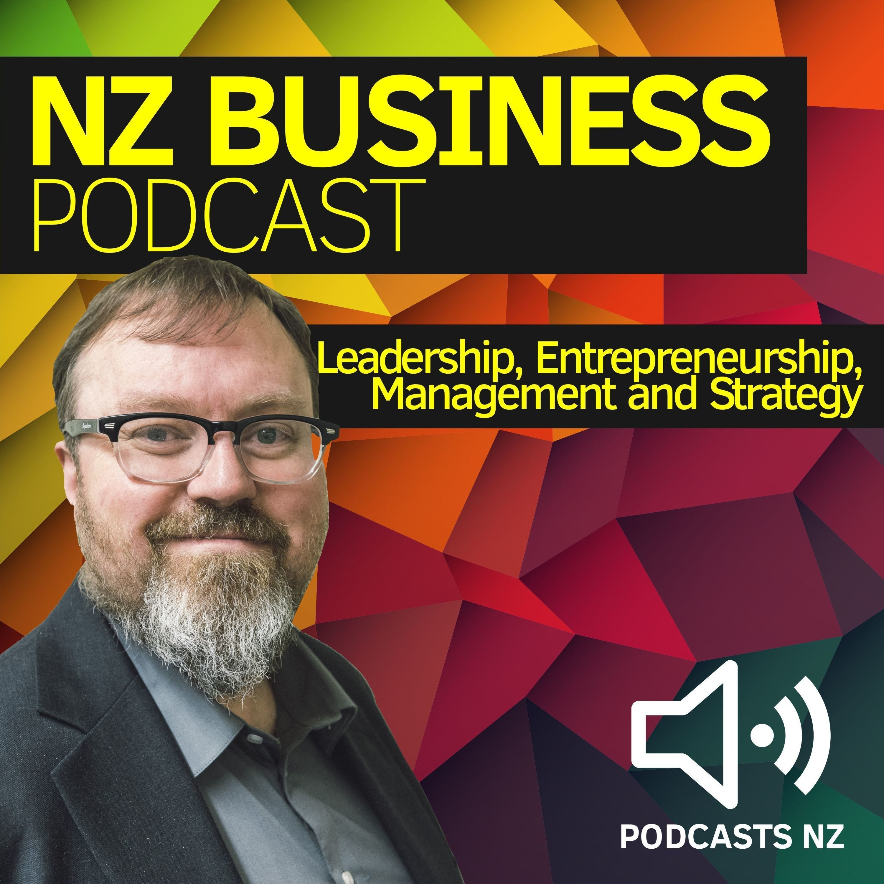 NZ Business Podcast - with Paul Spain